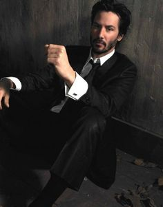 Keanu Reeves, so exotically handsome Keanu Reeves John Wick, Keanu Charles Reeves, Keanu Reeves Images, Gq, Keanu Reaves, Little Buddha, Outfits Casual, My Sun And Stars, Celebs