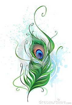 Google Image Result for http://thumbs.dreamstime.com/x/peacock-feather-27898988.jpg