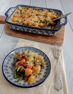 Oven Dishes, Tasty Dishes, Lchf, Go Veggie, Clean Eating, Good Food, Yummy Food, Happy Foods, High Tea
