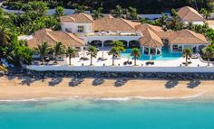 Check out this amazing Luxury Retreats beach property in St. Martin, with 5…