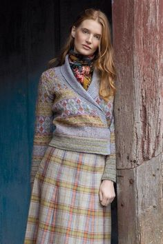 Wool and tweed