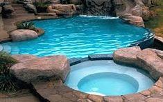 Resultado de imagen para casas modernas fuera pequeñas con piscina dentro de la casa