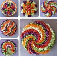 Salate ordinale pentru toamna