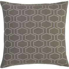 "cell shadow 18"" pillow in pillows 