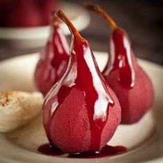 pear* on Pinterest | Pears, Poached Pears and Baked Pears