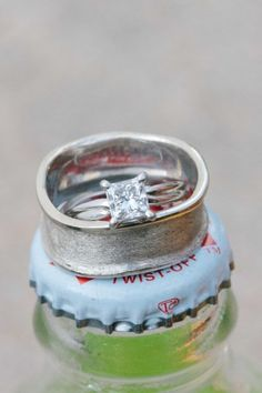 Wedding Rings - Photo by www.davingphotography.com