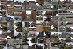 'Kunst zo kun j het ook bekijken': tapijt van de wijk locatie Helmond Hoekplein en omgeving