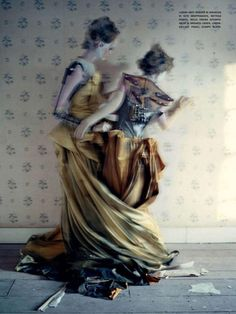 'Mechanical Dolls' by Tim Walker | Vogue Italia October2011