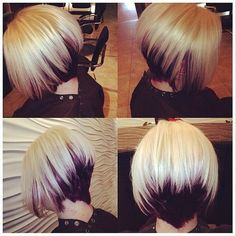 Inverted Bob Haircut for Long Faces