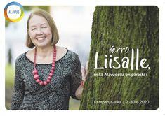 Kerro Liisalle – kampanja Alavudella 1.2.-30.6.2020 Crochet Necklace, Beaded Necklace, Finland, Instagram, Fashion, Beaded Collar, Moda, Pearl Necklace, Fashion Styles