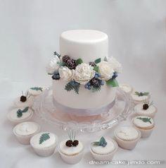 Торты свадебные - Сообщество «Кондитерская» - Babyblog.ru