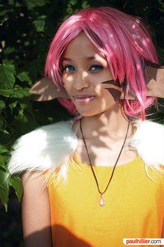 Escaflowne Merle Cosplay Anime North 2012 | Paul Hillier Photography, via Flickr