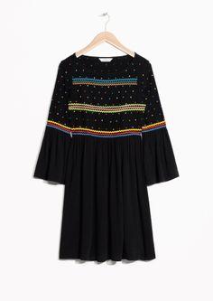 & Other Stories | Rik Rak Dress