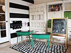 homework-station-@ClassyClutter.jpg 800×597 pixels