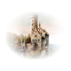 0_888png.png ❤ liked on Polyvore featuring castle, backgrounds, fantasy, house and landscape