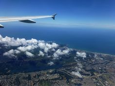 somewhere above the US - oh that's the Pacific