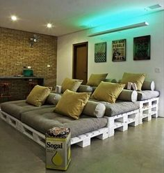 You are at the right place if you are searching to get some creative ideas to craft artistic lawn chairs, loungers, coffee tables, racks and shelves for your home on a low budget. Here we have presented some awesome DIY pallet project ideas that can give an exquisite look to your house without putting your …
