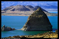 Pyramid Lake, Nevada.     The location of this year's Symbiosis Gathering ~ http://pyramideclipse.com/    Gonna be magical!