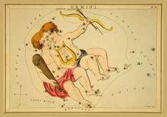 Fine art print of the Zodiac: Gemini