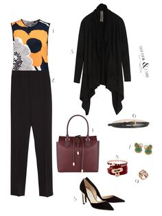 Fall Inspiration - Dressing for The Workspace | Plus Size Babes --> for more FREE TIPS check the blog! love, R.