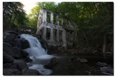 https://flic.kr/p/MQafW8 | Carbide Willson Ruins, Quebec, Canada | Can you believe Thomas Wilson who discovered calcium carbide did his experiment at this mill???    facebook |     500px