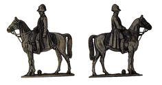 """Napoleón I° (plano de estaño del estuche """"Figuras del Primer Imperio - 1804 - 1810"""" - Manufacture Historique de Soldats de Plomb - espesor 3,5 mm)"""