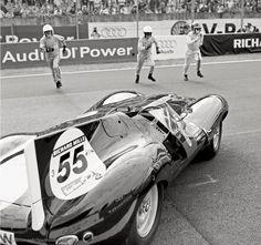 Jaguar D Type.