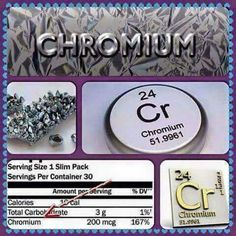 Another reason I love plexus slim so much! Plexus contains Chromium! Why is that important??? Chromium helps to move blood sugar (glucose) from the bloodstream into the cells to be used as energy and to turn fats, carbohydrates, and proteins into energy. Chromium may help some people with type 2 diabetes. It may help them control their blood sugar and may play a role in the management of type 2 diabetes. Low chromium levels may cause high cholesterol and may increase your risk for coronary…