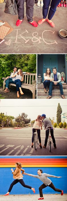 Follow these style tips to ace your #engagement photos