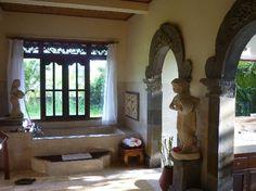 Bathroom @ Alam Shanti, Bali