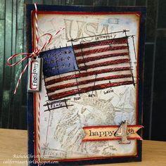 Richele Christensen: Freedom Card