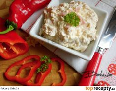 syrovo-sunkova pomazanka Mashed Potatoes, Ethnic Recipes, Kitchen, Food, Spreads, Dips, Whipped Potatoes, Cooking, Sauces