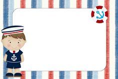 Imprimibles de marinerito. - Ideas y material gratis para fiestas y celebraciones Oh My Fiesta!
