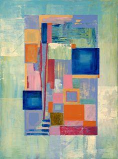 Debbie Tucker Abstract Art