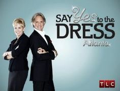 say yes to the dress: atlanta Looooove Monty! Our local celebrity here in NOVA