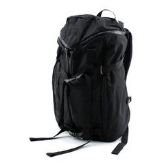 15ea5c030766 Maiden Noir x Mystery Ranch Snap Dragon Backpack  Tri-zip format.