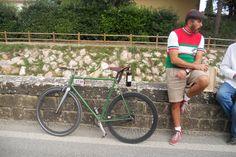 L'Eroica 2016 - © Vélo 101  Toute reproduction, même partielle, sans autorisation, est strictement interdite.