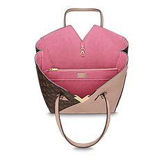 Women's Luxury Christmas Gift - Kimono Monogram Canvas Women Handbags    LOUIS VUITTON