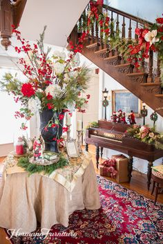 HermannFurniture Christmas at the Mansion 2015 5801