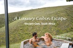 Romantic Couple Getaway at Copia Eco Cabins in Botrivier, Western Cape, South Africa. A luxury travel weekend away from Cape Town. Weekend Getaways For Couples, Romantic Weekend Getaways, Eco Cabin, Safari Holidays, Thailand Travel Guide, Romantic Escapes, Adventure Bucket List, Weekends Away, Romantic Couples