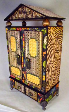 Armoire26 -- The Gentleman Crafter--Tutorial.*** Good info on BOX CONSTRUCTION.