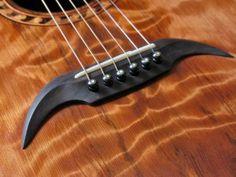 sinker redwood guitar bridge - Sök på Google