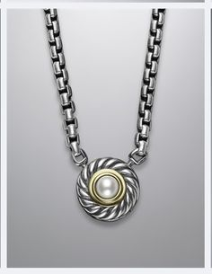 BOUGHT - David Yurman Necklace