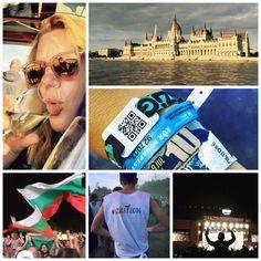 Reise in die wunderbare Donaustadt Budapest zum Sziget Festival 2016