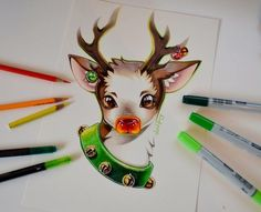 The Red Nose Reindeer