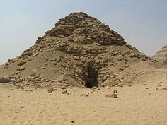 The Pyramid complex of Userkaf was built c. 2490 BC[1] for the pharaoh Userkaf (reign 2494–2487 BC), founder of the 5th dynasty of Egypt (c. 2494–2345 BC). It is located in the pyramid field at Saqqara, on the north-east of the Step pyramid of Djoser (reigned ca. 2670 BC).