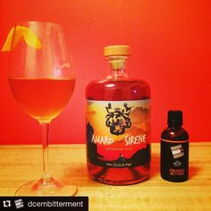 Refreshing drinks courtesy of @dcembitterment #Repost  Enjoying a little #sundayfunday local drink lab with @donciccioefigli Amaro Sirene and @dcembitterment Orange Bitters. This #martinez variation is destined for great things!  #drinklocal #drinkthedistrict #amaro #bitters #gin #summer #delicious by donciccioefigli