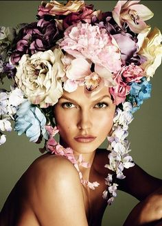 27 Flower Crown Ideas