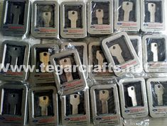 USB Flashdrive 16GB key model, ordered by PT Honda Lock Indonesia, Cibitung Bekasi West Java Indonesia. January 16, 2018