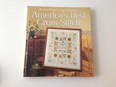 Cross Stitch Pattern Cross Stitch Book Americas Best by 2Fun4Words